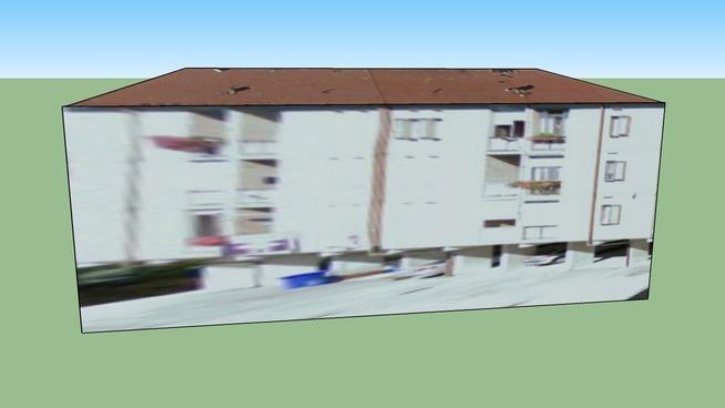 Bygning i 67100 L'Aquila, Italien