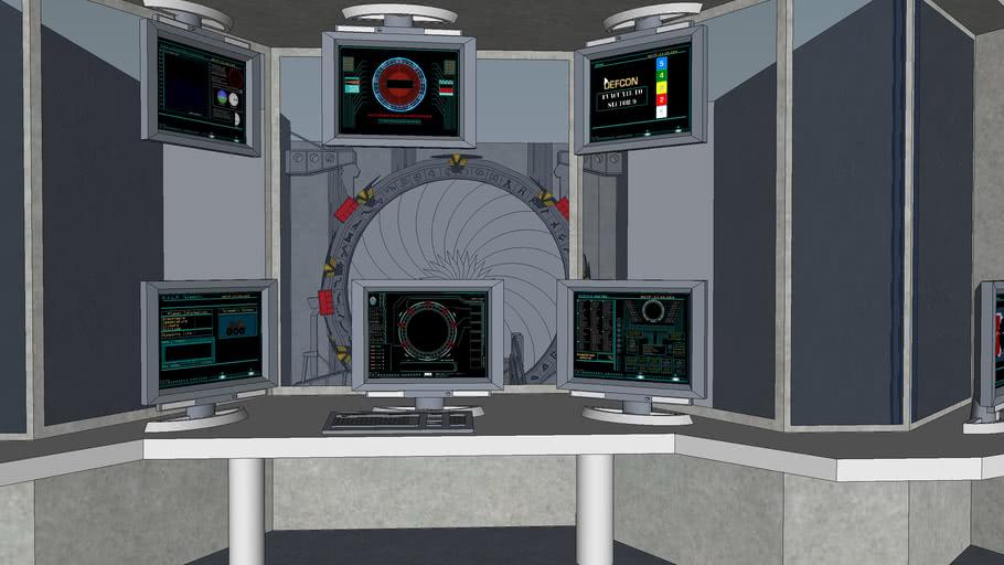 Stargate Command: SubLevel 28