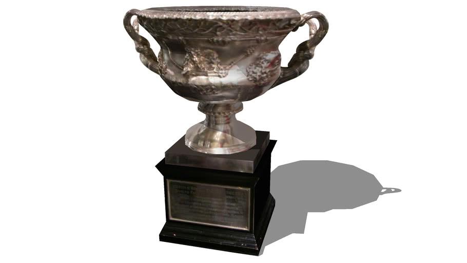 Norman Brookes Challenge Cup Australian Open Trophy 3d Warehouse