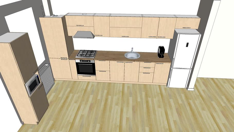 Kitchen furniture Alexandra
