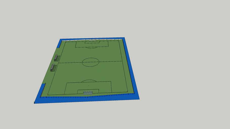 Campo de Futbol Categoria FIFA 105X68 m