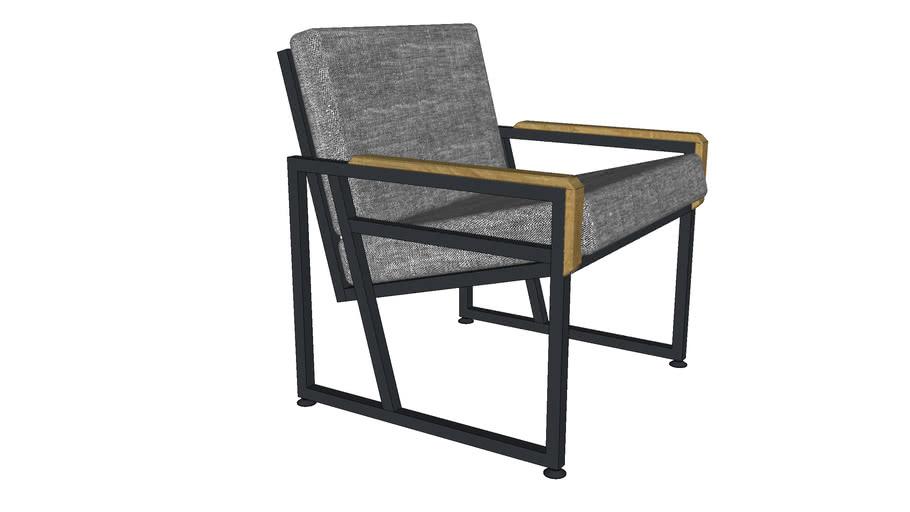 Chair SE-001-1C (650x650x750)