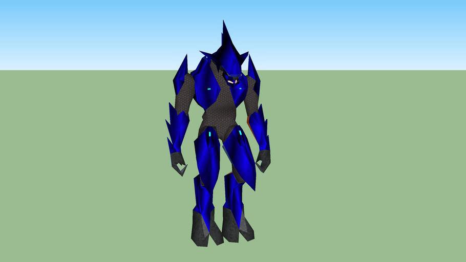 Blue elite (up-2)