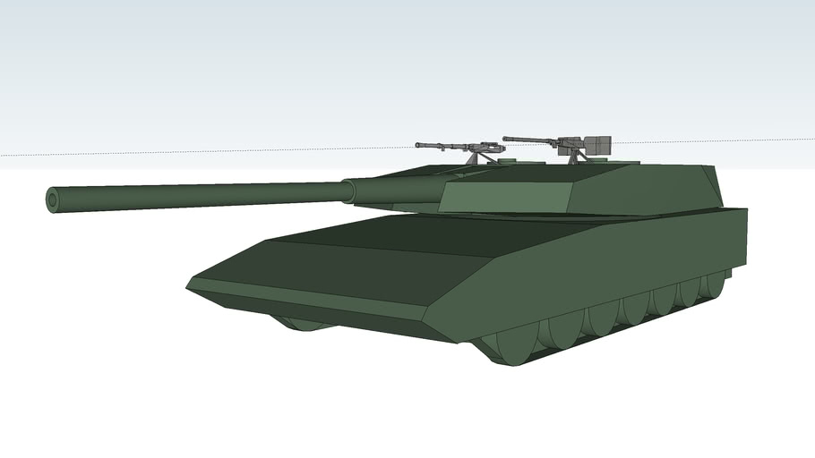 H-109 Light tank 105mm L/52