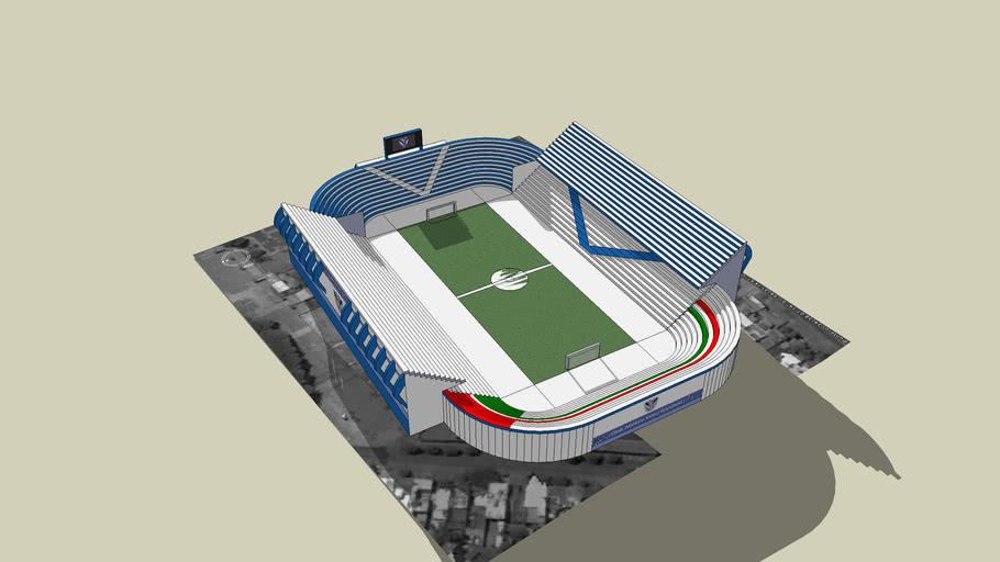 Estadio José Amalfitani, Vélez Sársfield
