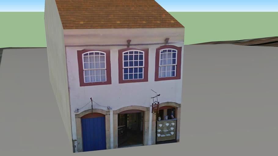 Casa 2 na Praça Tiradentes