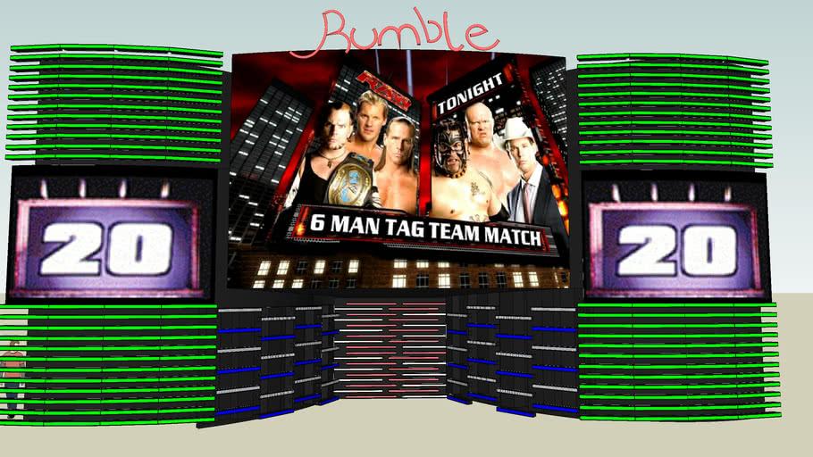 WWE ROYAL RUMBLE CONCEPT