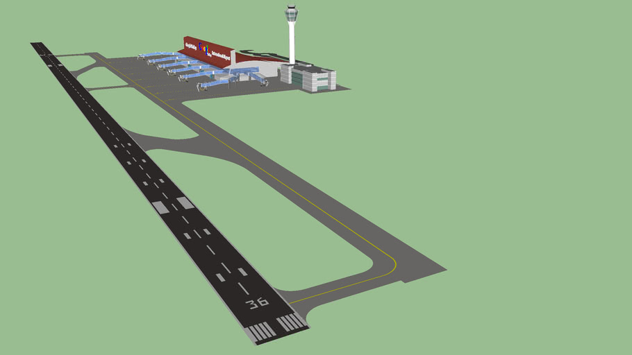 Google Valley International Airport (KGVA) (FULLY FURNISHED)