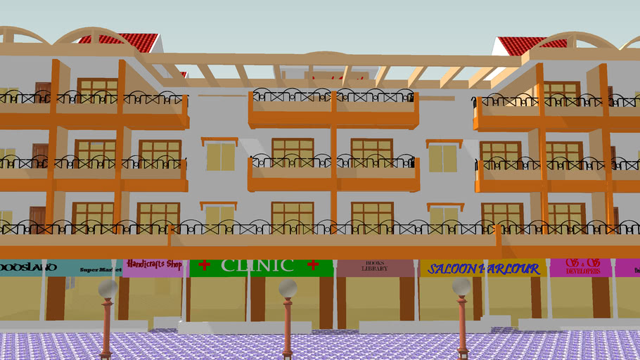 Sand Castle By S & S Developers in Colva