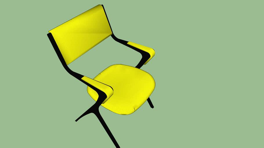 Chair Designed by Tom Faulkner
