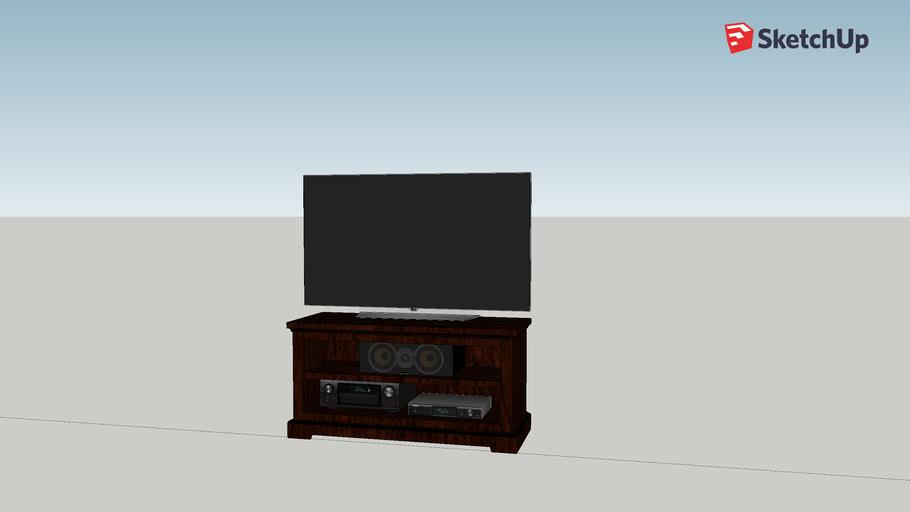 LG TV Unit