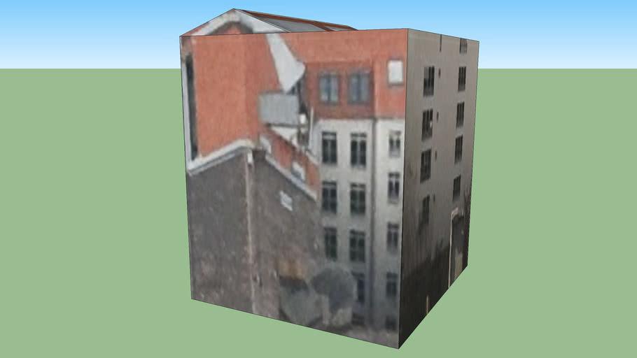Building by Uri Dotan Bochner