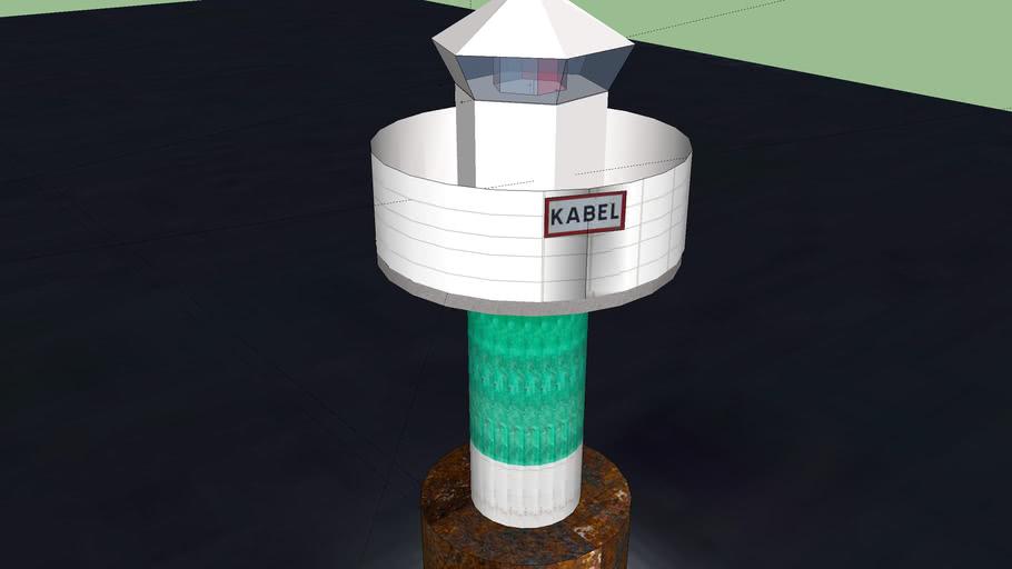 Elfvik's lighthouse