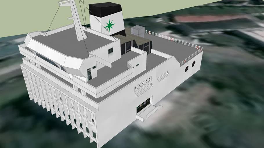 The Maritime Museum of TKU