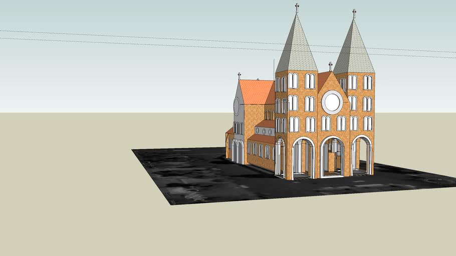 nhà thờ Đức Bà (Duc Ba church )