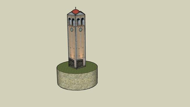 ELBASAN CLOCK TOWER