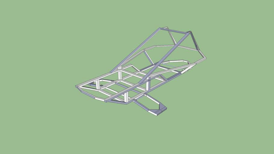 rc atv frame project
