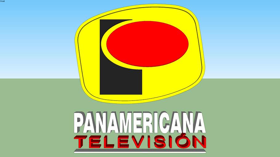Panamericana TV logo (1997-2000)