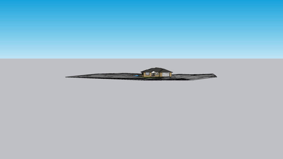 Existing 3D Model for Chris