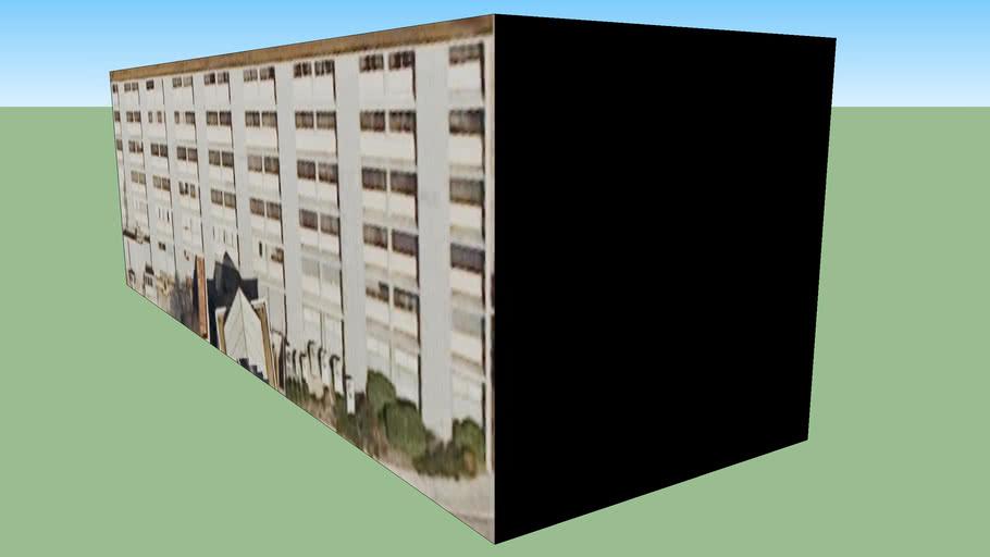 Gebäude in Memphis, Tennessee, Vereinigte Staaten