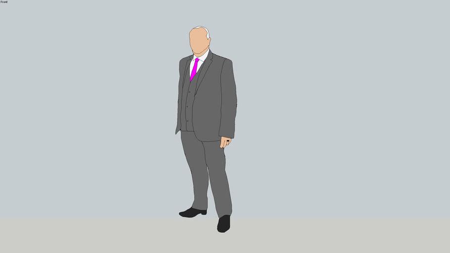 2d man in suit