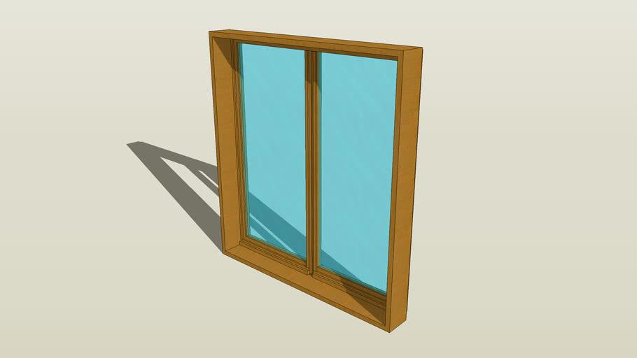Porte-fenetre / Baie vitrée / Window door