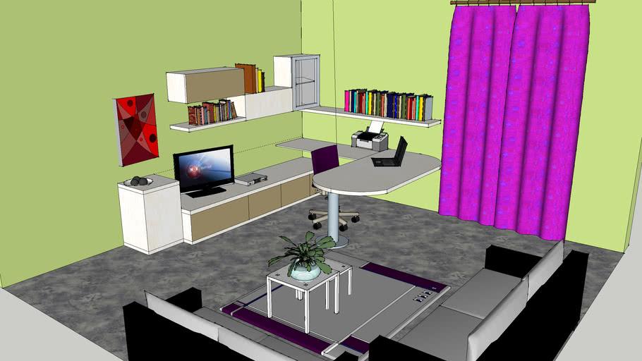 soggiorno studio