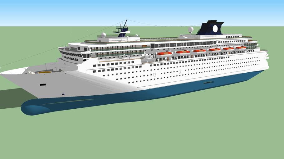 Zenith Cruise Ship