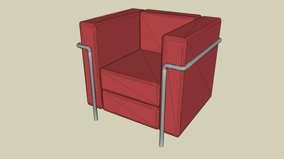 Corbusier Sofa / Lounge chair