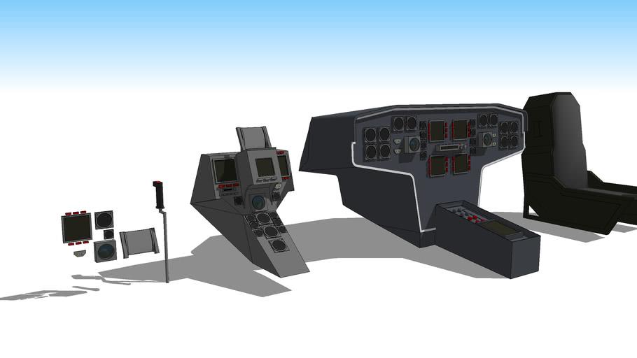Cockpit kit