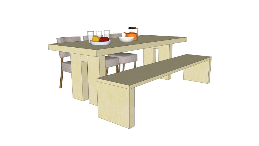 Dining table-2