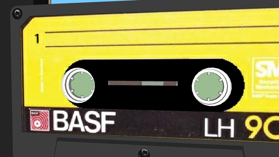 1982 BASF 90 MINIT TAPE