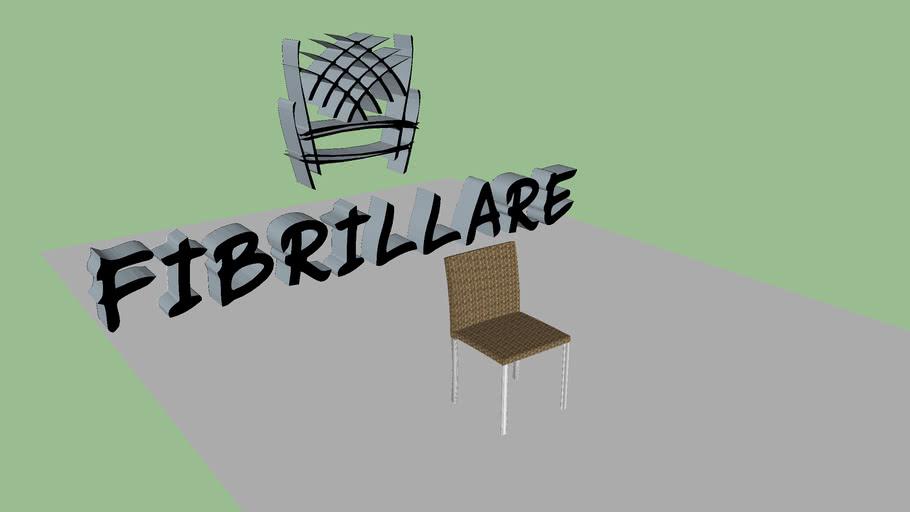 Cadeira Ref.: 294 - Fibrillare Móveis