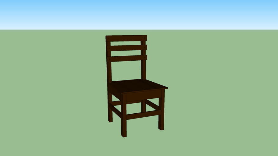 Cadeira do Seu Madruga