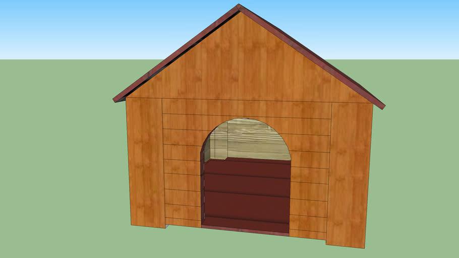 evi dog house
