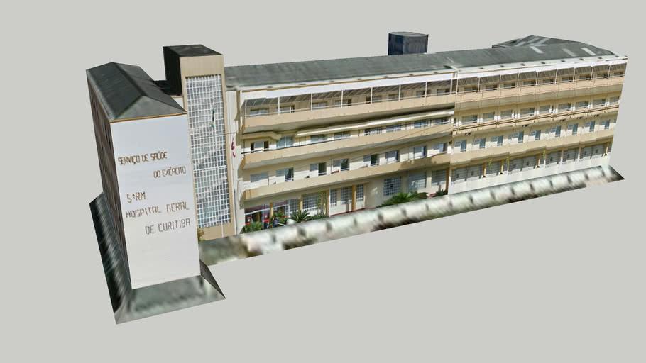 Hospital Geral De Curitiba - H.M.C.