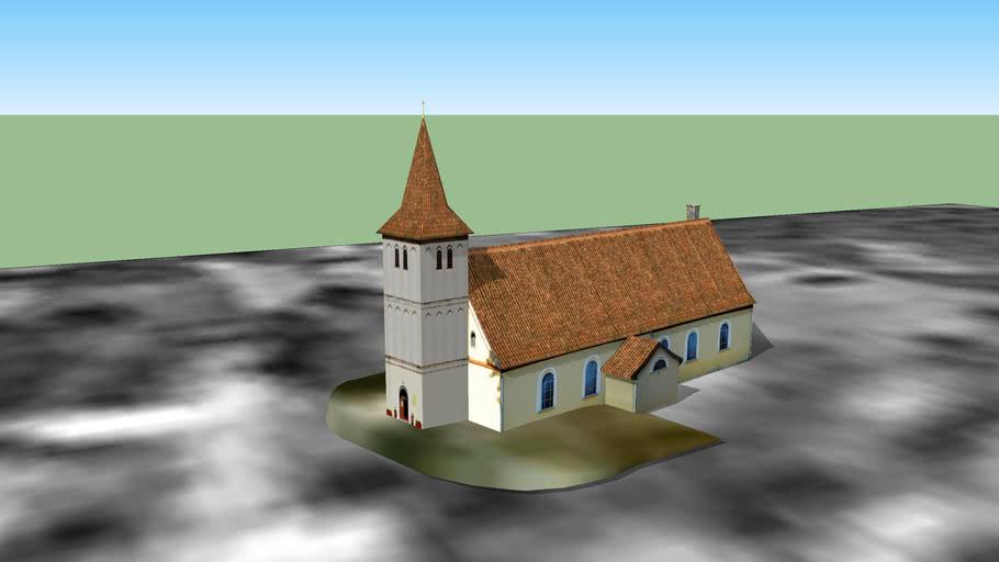 Church in Stare Juchy
