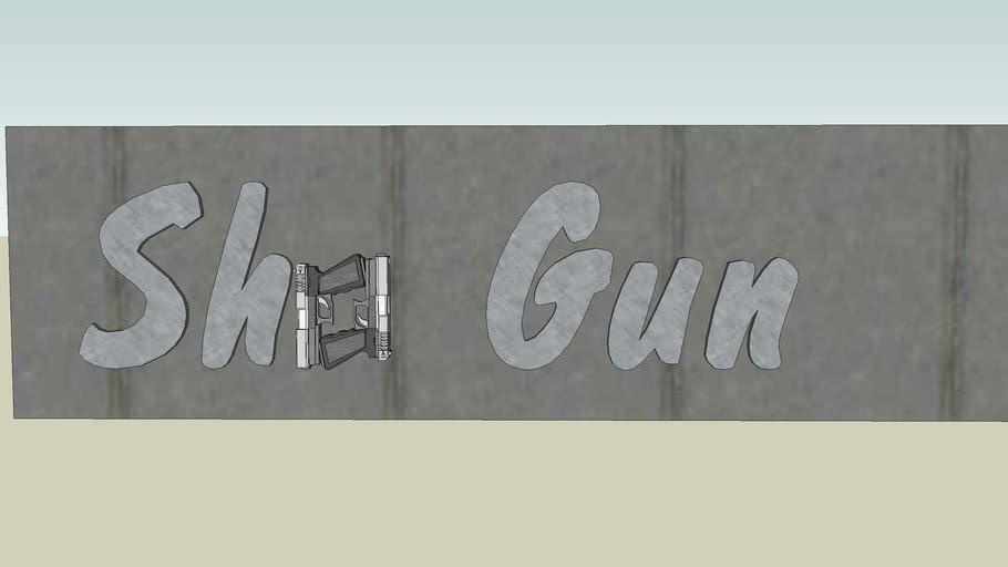 sho gun logo