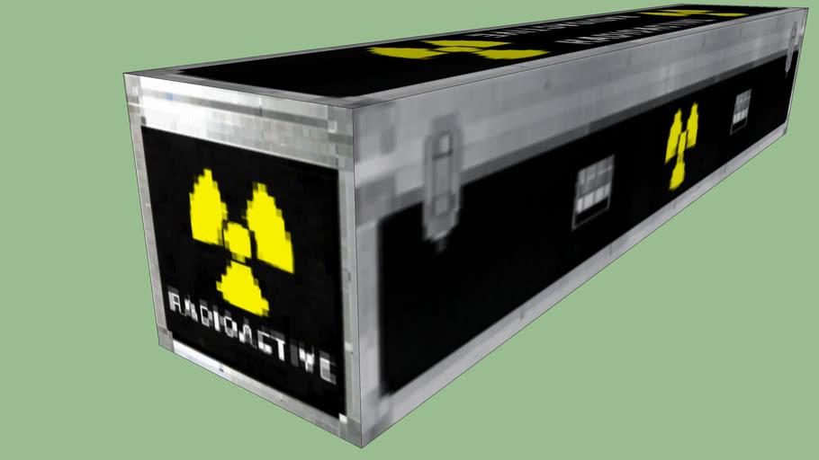 Radioactive Rocket box
