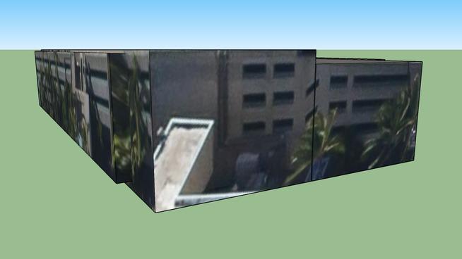 Building in Honolulu, Auahi St