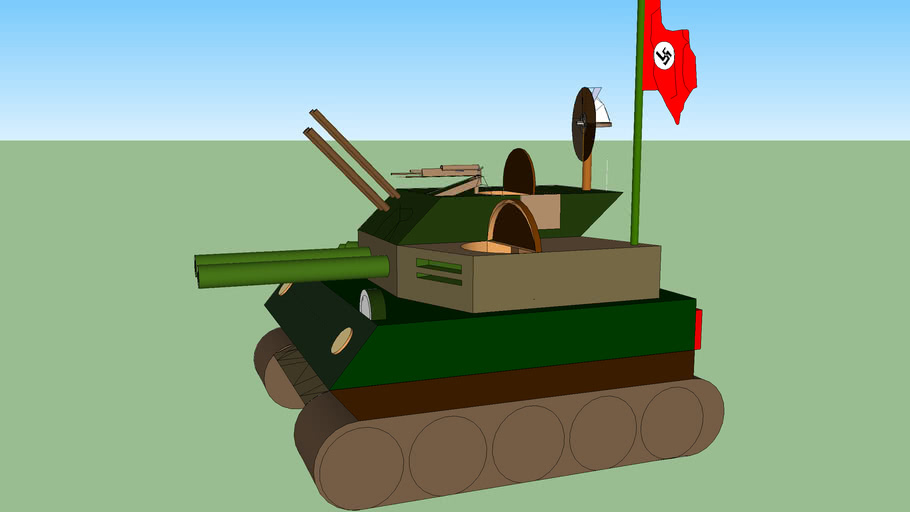 the anti air/ground armor (cougar)