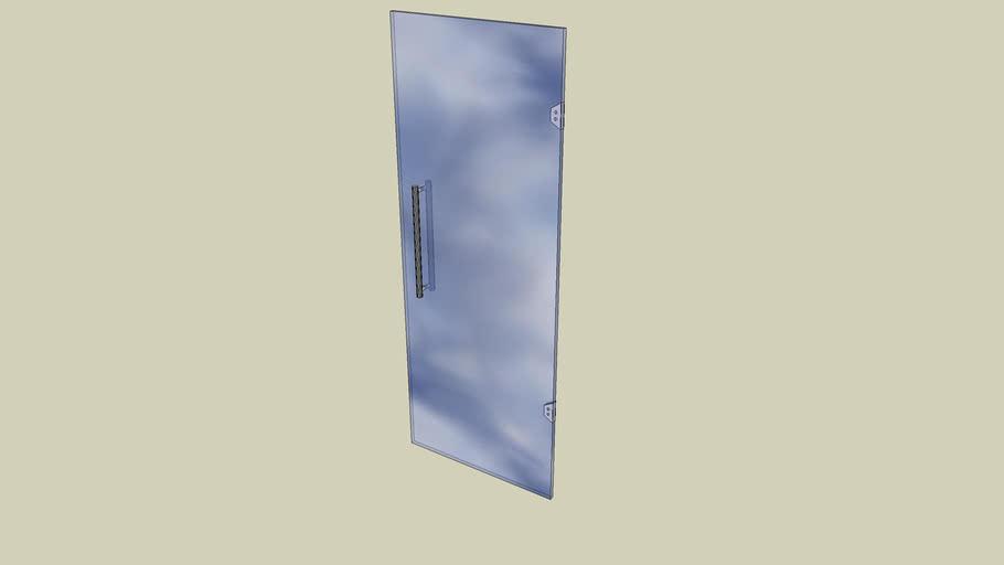 Glass Door (2000mm x 775mm)