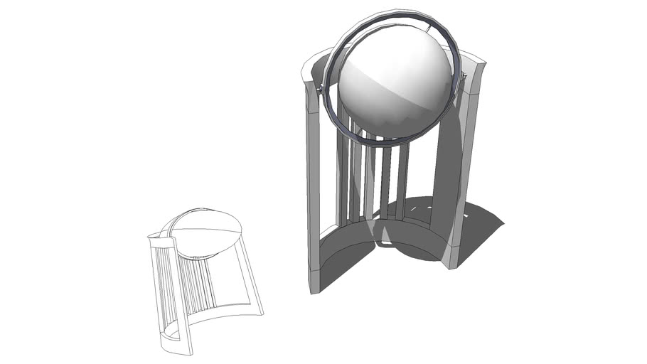 Barrel-Globe