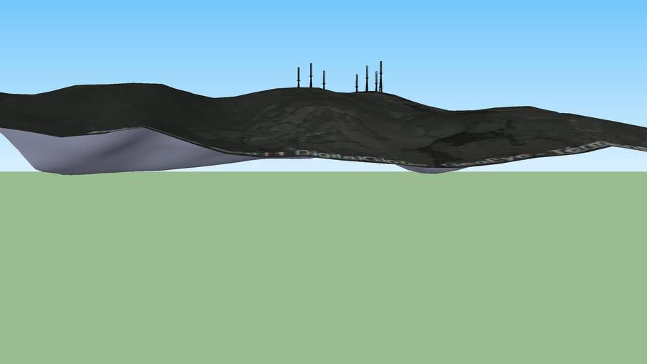las torres de daza