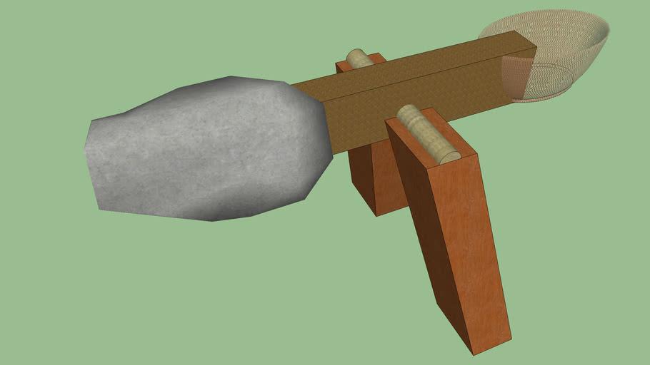 sketchyphysics working catapult