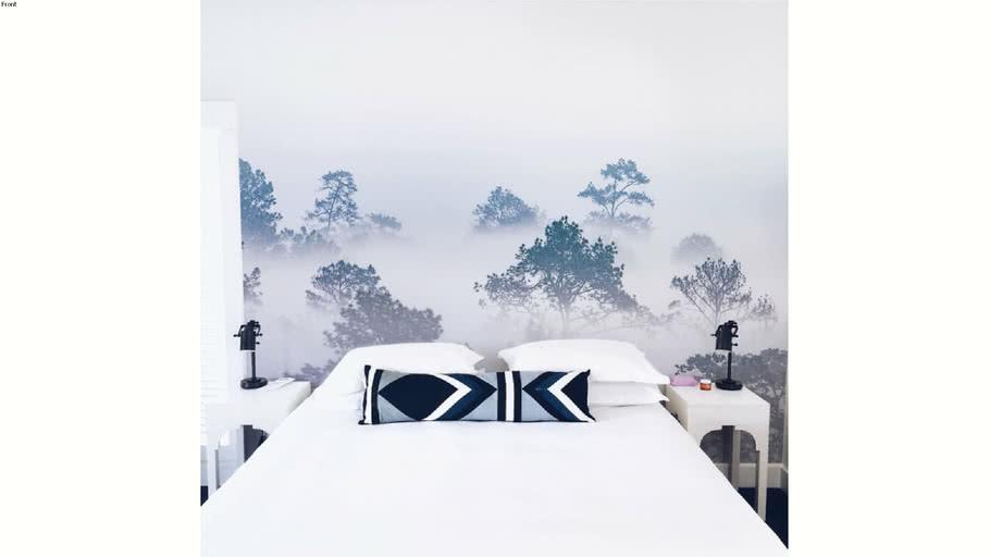Papier peint panoramique Acte-Deco Brumes matinales 07