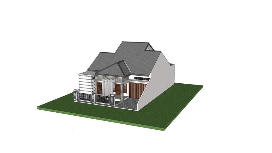 rumah tinggal 1 lantai (05)