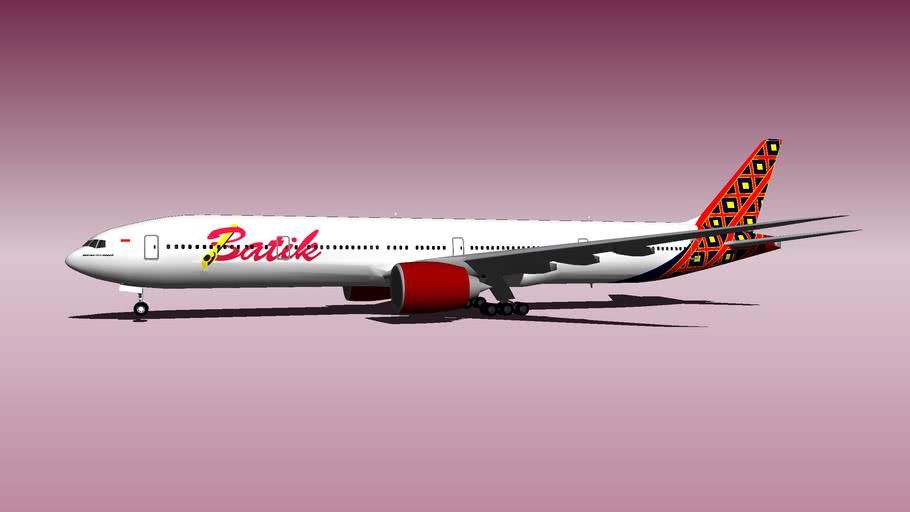Batik Air Boeing-777-300ER