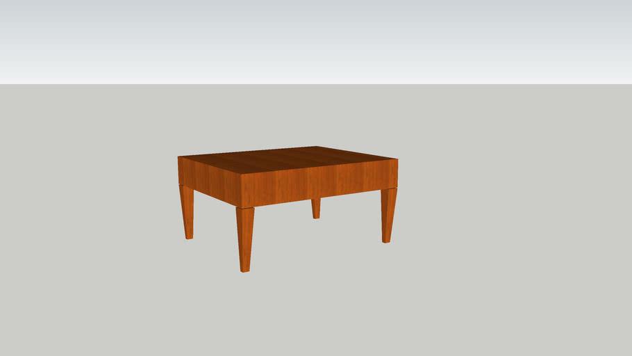 """Circa Square table 30""""x36"""""""