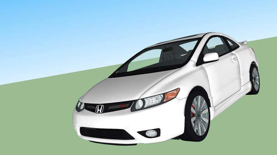 Honda Civic Coupe Si 2006